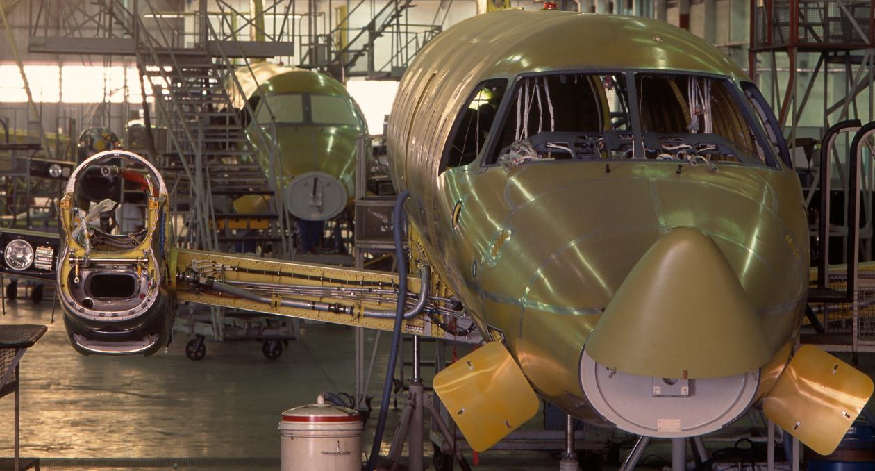 InoxLaser lavorazione acciaio e alluminio aerospaziale